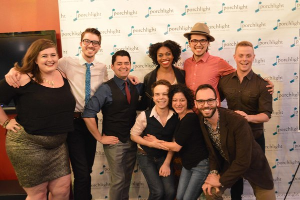 Photo Flash: Porchlight Music Theatre Concludes Season with MARRY ME A LITTLE
