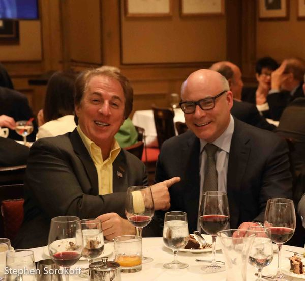 Ralph Compagone & Michael Gyure