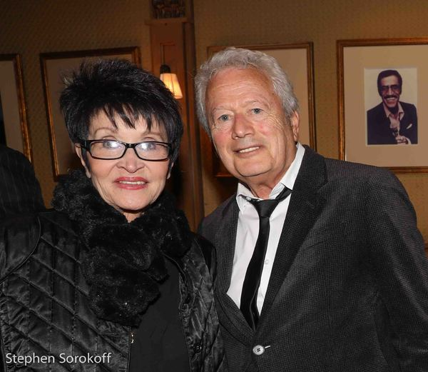 Photo Coverage: Chita Rivera Attends Friars Salute To Bobby Short