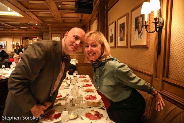 Will Friedwald & Maria von Nicolai Photo