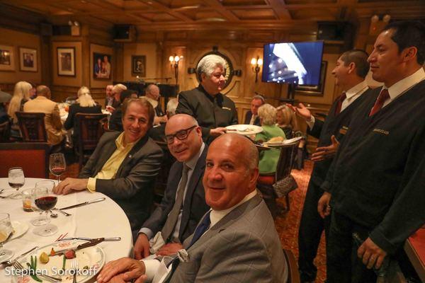 Ralph Compagone, Michael Gyure, Rinaldo Nistico Photo