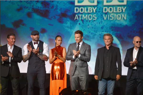 Photo Flash: Chris Pratt & More Attend GUARDIANS OF THE GALAXY VOL. 2 World Premiere