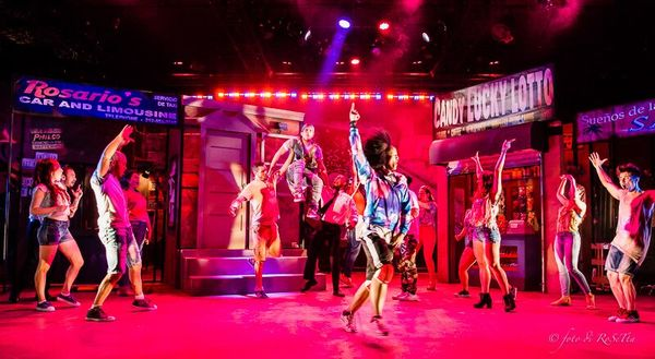 Photo Flash: First look at GALA's Hispanic Theatre Spanish Production of IN THE HEIGHTS