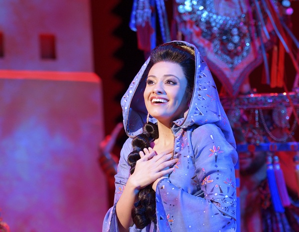 Photos: Wishes Granted! ALADDIN North American Tour Launches in Chicago