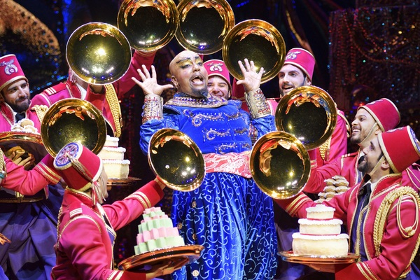 Photo Flash: Wishes Granted! ALADDIN North American Tour Launches in Chicago