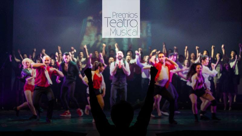 Finalistas en la edición 'La Diez' de los Premios del Teatro Musical