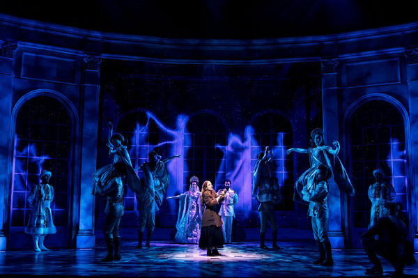 Photo Flash: First Look - Christy Altomare, Derek Klena and More Bring the Romanovs to Broadway in ANASTASIA!