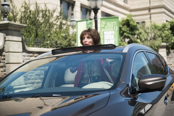 FIRST LOOK: Tony Winner Andrea Martin Stars in New NBC Comedy GREAT NEWS
