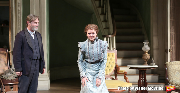 Photo Coverage: Laura Linney & Cynthia Nixon Take Opening Night Bows in THE LITTLE FOXES!
