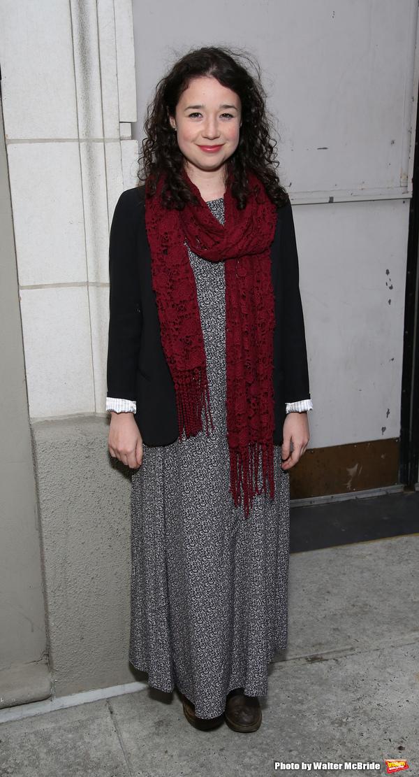 Photo Coverage: Kelli O'Hara, Bernadette Peters, Joel Grey & More Strut THE LITTLE FOXES Red Carpet