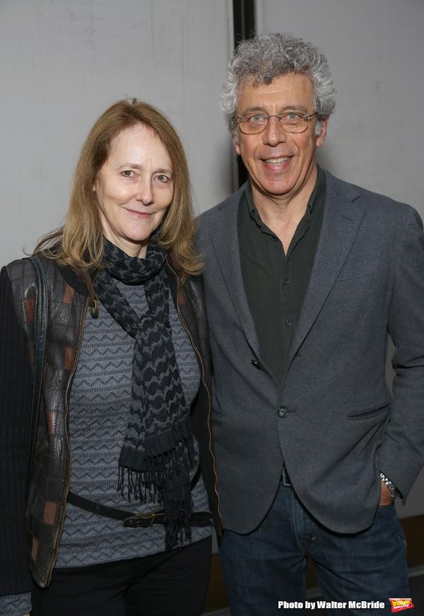 Jo Bonney and Eric Bogosian