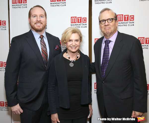 Darren Goldstein, Carolyn Maloney, Barry Grove