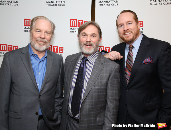 Michael McKean, Richard Thomas and Darren Goldstein