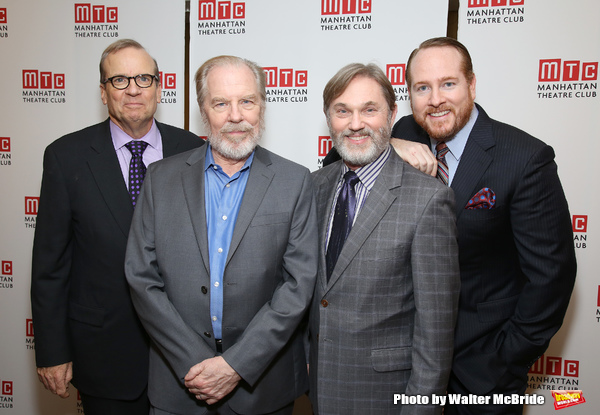 Barry Grove, Michael McKean, Richard Thomas and Darren Goldstein