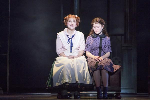 Daisy Eagan and Bea Corley