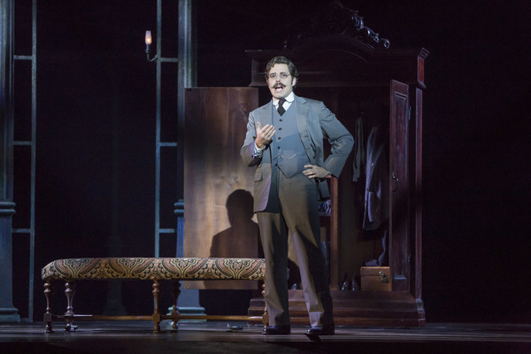Photo Flash: First Look at Tam Mutu, Daisy Eagan, Josh Young and More in 5th Avenue's THE SECRET GARDEN