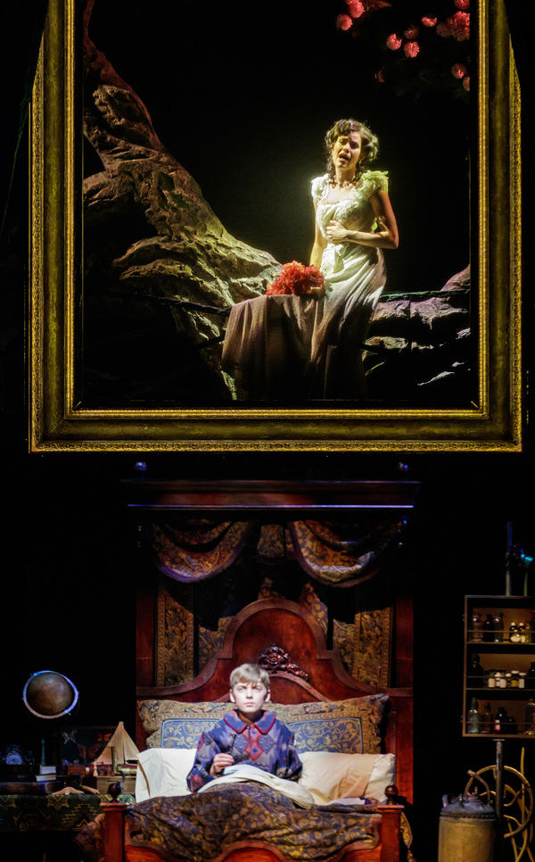 Photos: First Look at Tam Mutu, Daisy Eagan, Josh Young and More in 5th Avenue's THE SECRET GARDEN