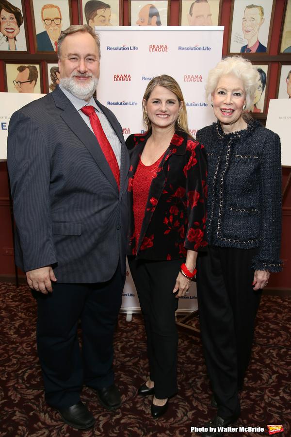 Gabriel Shanks, Bonnie Comley and  Jano Herbosch