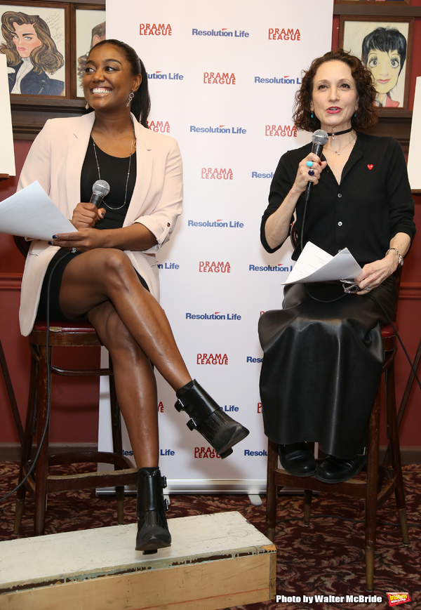 Patina Miller and Bebe Neuwirth