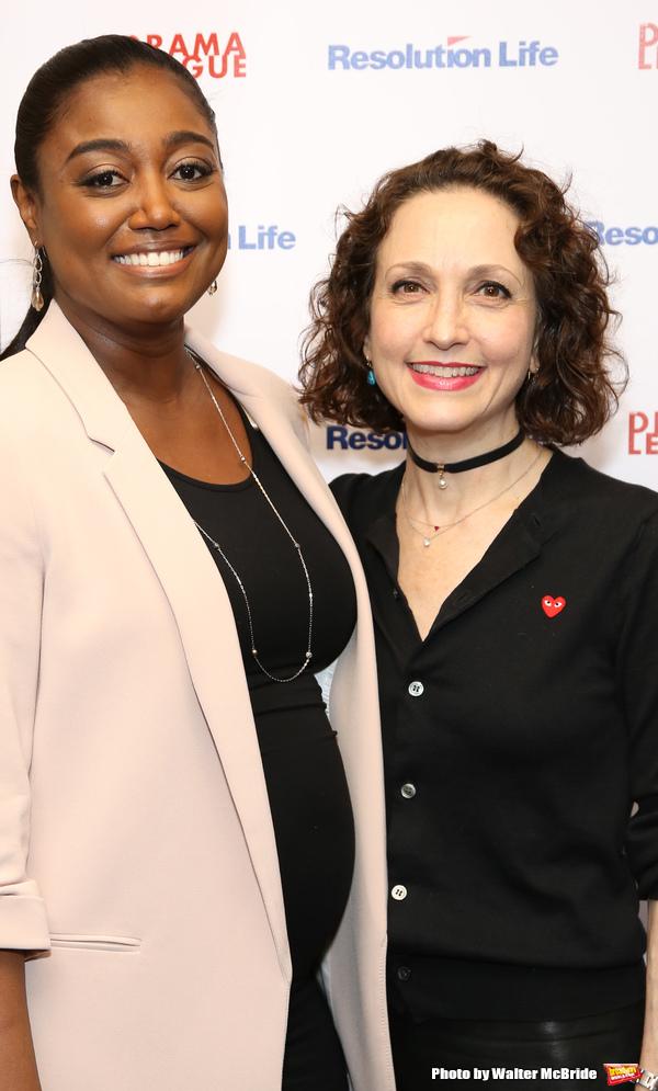 Patina Miller and Bebe Neuwirth