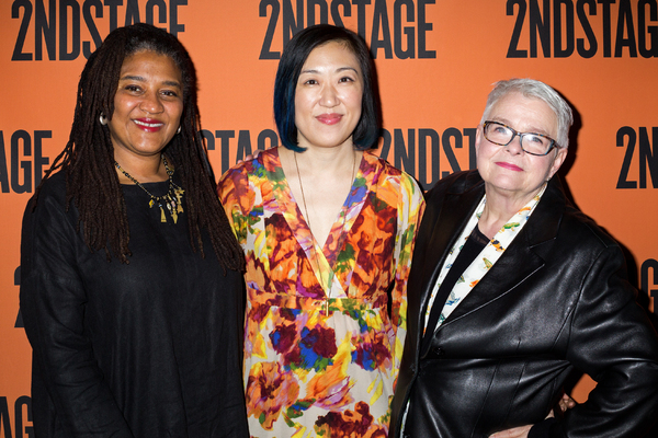 Lynn Nottage, Young Jean Lee, Paual Vogel