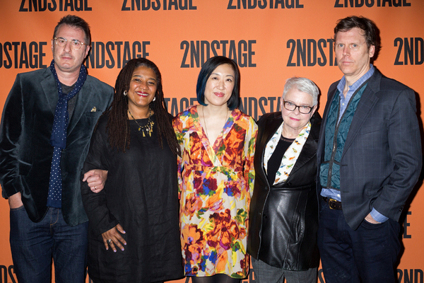 Jon Robin Baitz, Lynn Nottage, Young Jean Lee, Paula Vogel, Will Eno