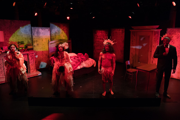 Photo Flash: FUNNYHOUSE OF A NEGRO and CRAZY EIGHTS Continue 2017 ASDS Rep Season