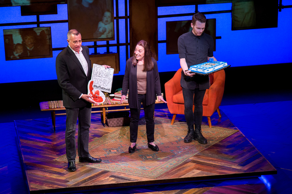 Photo Coverage: NOT THAT JEWISH Celebrates 200th Performance Off-Broadway