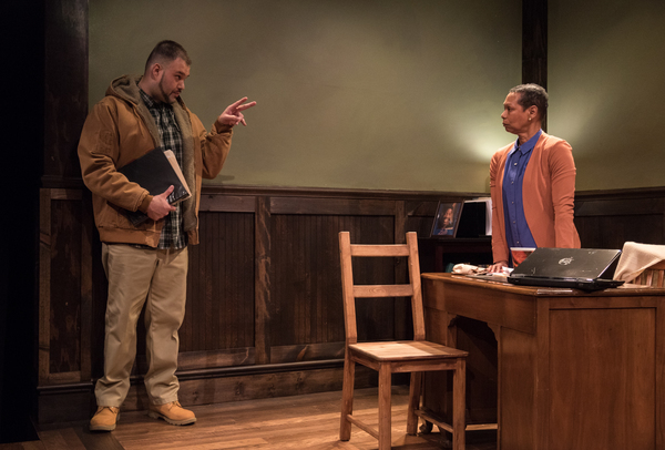 Photo Flash: First Look at Houses on the Moon Theater's THE ASSIGNMENT at A.R.T./New York