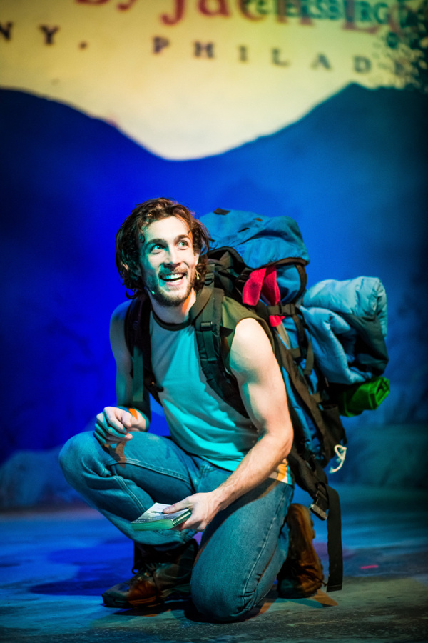 Photo Flash: The Encore Musical Theatre Company Goes INTO THE WILD: A New Musical, Starring Conor Ryan