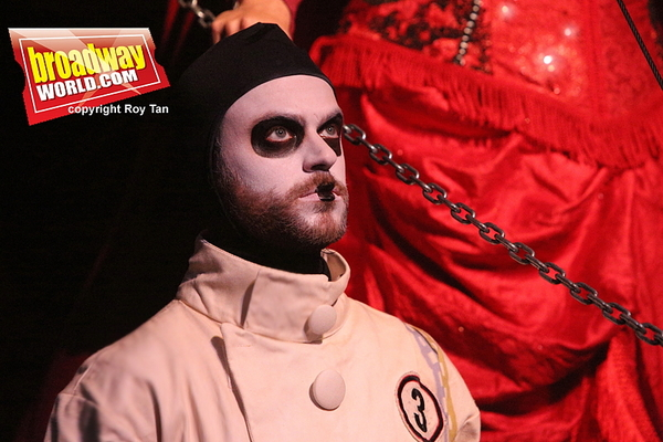 Photo Flash: ALICE'S ADVENTURES UNDERGROUND Digs Deep at The Vaults