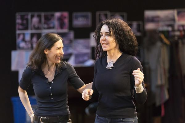 Ami Shulman and Yael Farber
