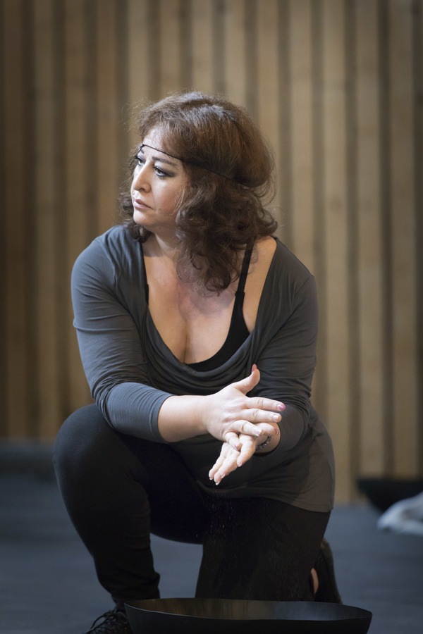 Photo Flash: In Rehearsals for SALOME at National Theatre