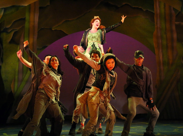 Photo Flash: SHREK THE MUSICAL Now Open at Connecticut Repertory Theatre