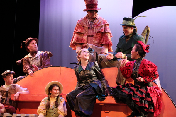 Photo Flash: First Look at Raleigh Little Theatre's JAMES AND THE GIANT PEACH