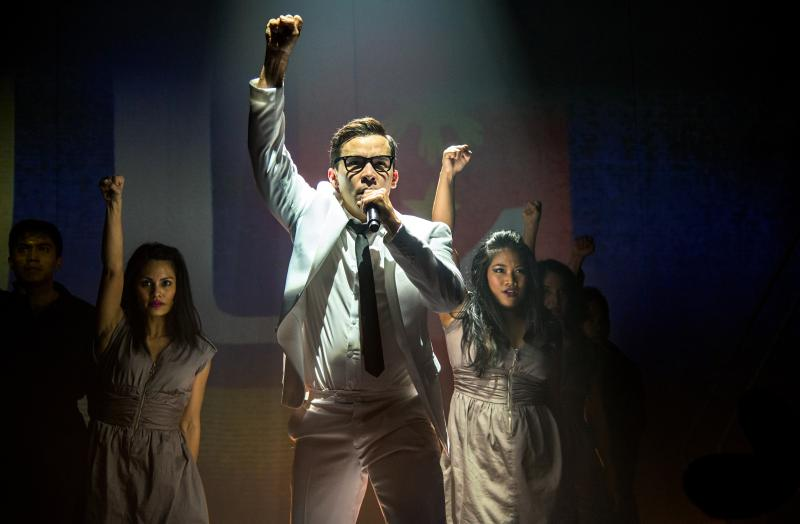 BWW Review: Seattle Rep's HERE LIES LOVE Brings Down the House ... Literally