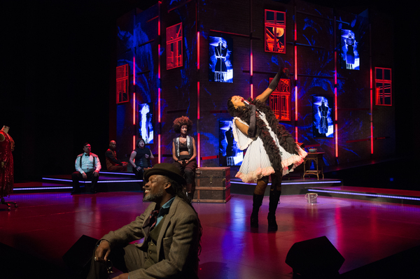 Photo Flash: First Look at August Wilson-Inspired 'UniSon' at Oregon Shakespeare Festival