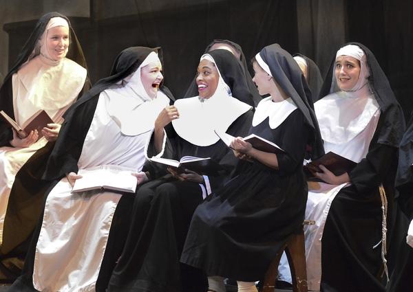 Photo Flash: Cabrillo Music Theatre Takes to Heaven SISTER ACT