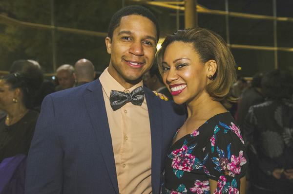 Jaysen Wright and Lorene Chesley