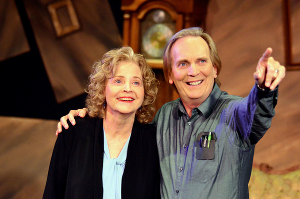 Barbara Brownell, Doug Haverty