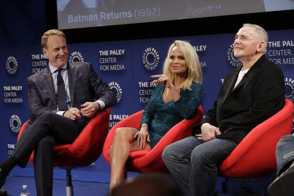 Robert Greenblatt, Kristin Chenoweth, Craig Zadan Photo