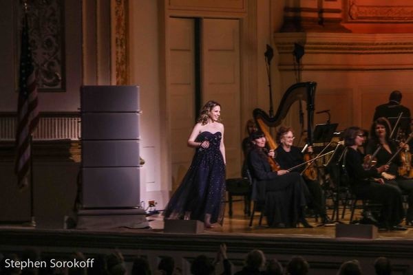 Photo Coverage: The New York Pops Season Finale Features Will Chase, Christopher Jackson, Jessie Mueller and Adrienne Warren