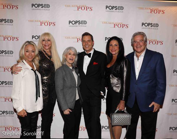 Eda Sorokoff, Sunny Sessa, Jamie deRoy, Steven Reineke, Donna Soloway, Richard Soloway