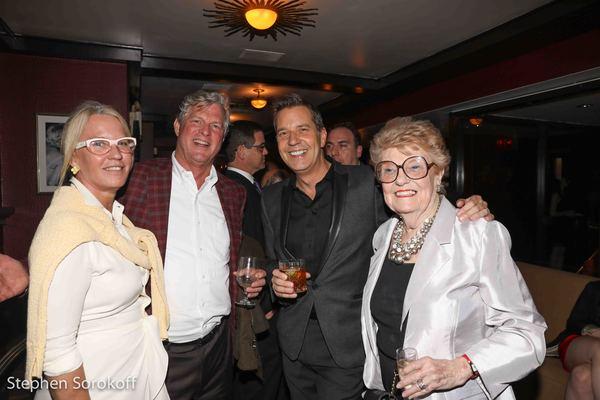 Hillary Weldon, Steven Reineke, June Freemazon