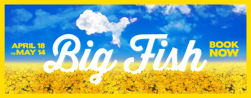 BWW REVIEW:  The Wonderfully Whimsical And Entirely Engaging BIG FISH Is Captivating Hearts At Hayes Theatre ***UPDATED - Phillip Lowe Returns To Full Voice***