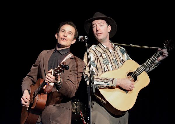 Jesse Johnson and Trevor Wheetman