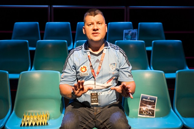 BWW REVIEW: New Work, SMURF IN WANDERLAND Shines A Spotlight On Sydney, Its People, Passion And Perseverance As A Community United By Sport.