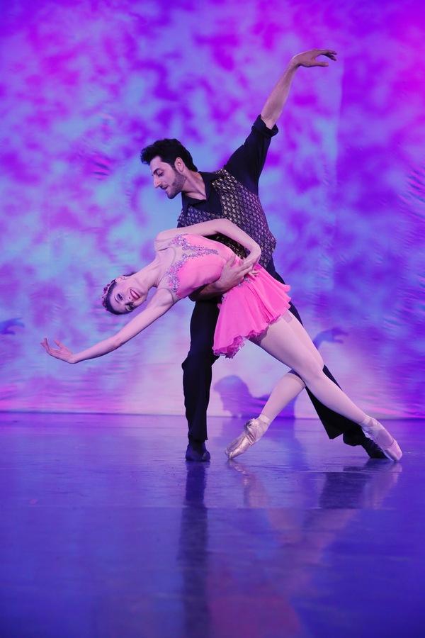 Photo Flash: LA Ballet Honors Lawrence Bender and Governor Gray Davis at Season 11 Gala