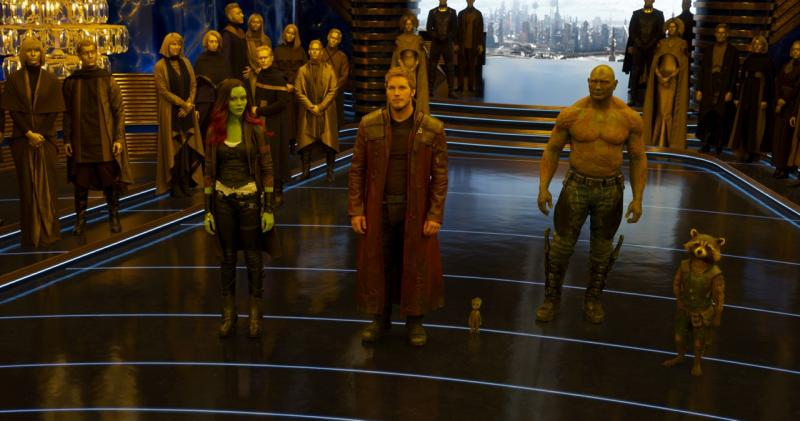 BWW Review: GUARDIANS OF THE GALAXY, VOL 2 is Marvel at its Comedic and Emotional Best