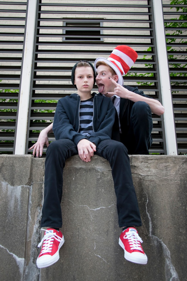 Photo Flash: Photo Flash: Outcry Youth Theatre Presents SEUSSICAL